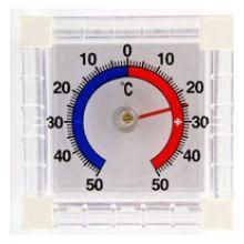 Термометр оконный ТББ (квадратный)